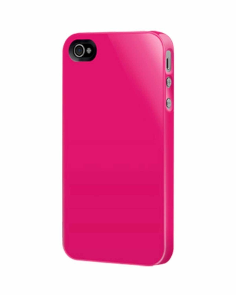SwitchEasy Nude hard case iPhone 4(S) roze