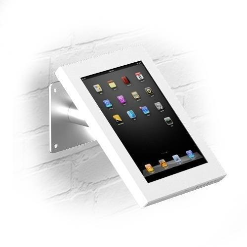 Muur- en tafelstandaard Securo iPad Mini wit