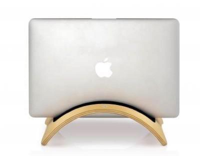 "Twelve South BookArc hout MacBook Air/Pro 11""-15"" bruin"