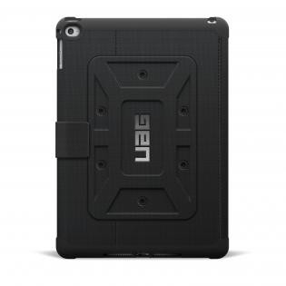 UAG Folio Scout case iPad Air 2 zwart