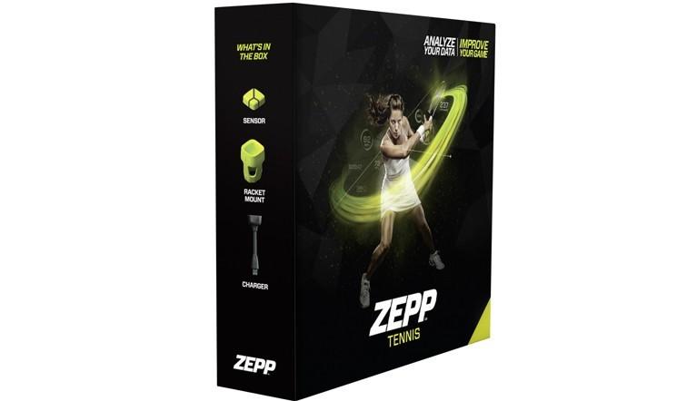 Zepp Tennis kit