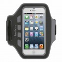 Belkin EaseFit sportarmband iPhone 5(S)/5C/SE zwart