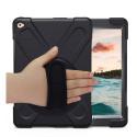 Casecentive Handstrap Hardcase met handvat iPad Pro 12,9 inch (2018) zwart