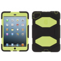 Griffin Survivor All-Terrain hardcase iPad Mini 1/2/3 groen-geel/zwart