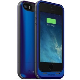 Mophie juice pack air iPhone 5(S)/SE blauw