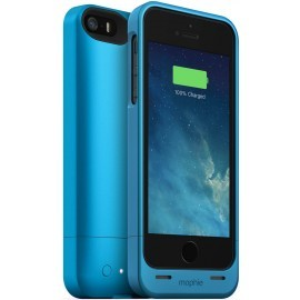 Mophie juice pack helium iPhone 5(S) 1500 mAh blauw