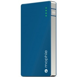 Mophie powerstation mini 2500 mAh blauw