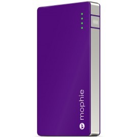 Mophie powerstation mini 2500 mAh paars