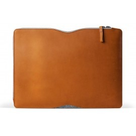 "Mujjo Folio Sleeve MacBook Air/Pro/Pro Retina 13"" bruin"