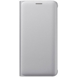 Samsung Flip Wallet Galaxy S6 Edge Plus zilver