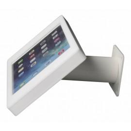 Tablet muur- en tafelstandaard Fino iPad 9,7 inch wit