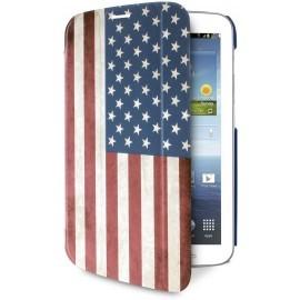 Puro Slim Case Zeta Galaxy Tab 3 7.0 USA Flag