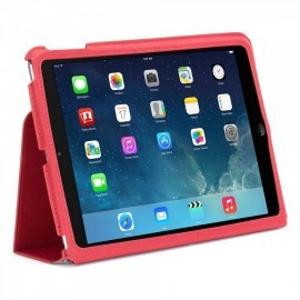 Griffin Slim Booklet Case iPad Air rood