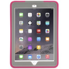 Griffin Survivor Slim case iPad Air 1 roze