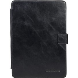 dbramante1928 Copenhagen iPad Air / 2017 Leather Folio Smooth Black