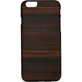 Man & Wood iPhone 6(S) Back case Ebony Black