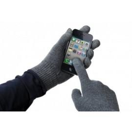 Avanca Touchscreen Handschoenen Grijs