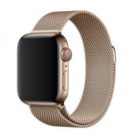 Apple Milanese Loop Band Apple Watch 42mm / 44mm Gold (1st gen)