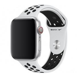 Apple Nike Sport Band Apple Watch 42mm / 44mm Pure Platinum / Black