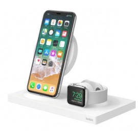 Belkin 7.5W Charge Dock voor Apple Watch / iPhone wit