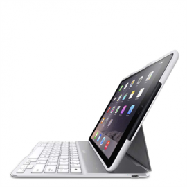 Belkin QODE Ultimate Keyboard Case QWERTY iPad Air 2 wit (F5L178EAWHT)