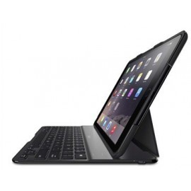 Belkin QODE Ultimate Keyboard Case AZERTY iPad Air 2 zwart (F5L178EDBLK)