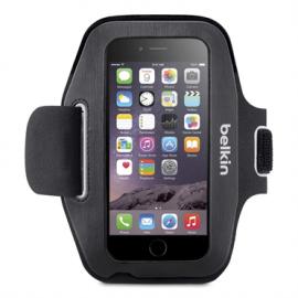 Belkin Sport-Fit sportarmband iPhone 6 zwart