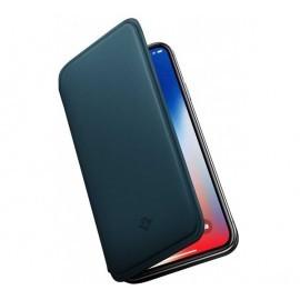Twelve South SurfacePad iPhone X / XS diep blauwgroen