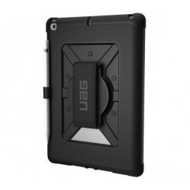 UAG Metropolis Handstrap Case iPad 2017 / 2018 / Air 1 zwart