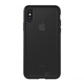 Nomad Hexagon Case iPhone X / XS zwart