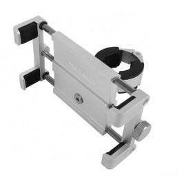 Macally Bikemount iPhone/smartphone Fietshouder zilver