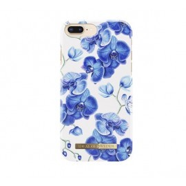 iDeal of Sweden Fashion Back Case iPhone 8 Plus / 7 Plus / 6S Plus / 6 Plus baby blue orchid