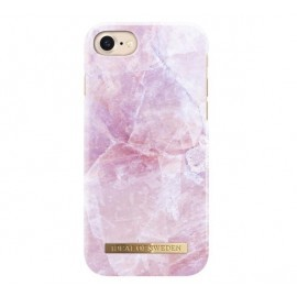 iDeal of Sweden Fashion Back Case iPhone 8 / 7 pilion pink marble