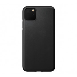 Nomad Active Rugged Leather Case iPhone 11 Pro Max zwart