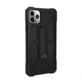 UAG Hardcase Monarch iPhone 11 Pro Max carbon zwart