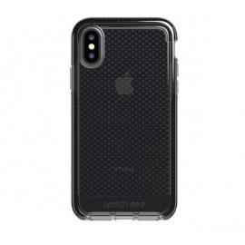 Tech21 Evo Check Apple iPhone X / XS transparant zwart
