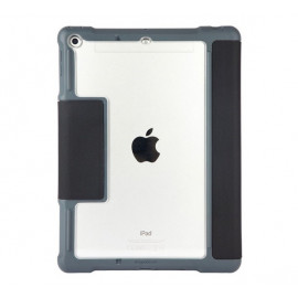 STM Dux Plus case iPad 2017 / 2018 zwart