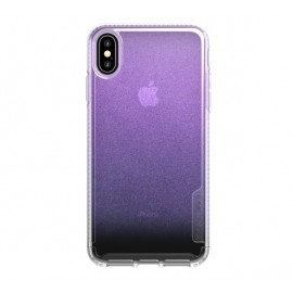 Tech21 Pure Shimmer Apple iPhone XS Max transparant roze