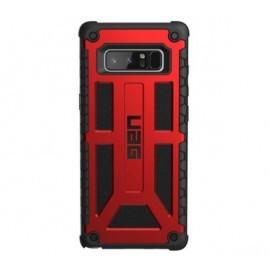 UAG Monarch Hard Case Galaxy Note 8 roodzwart