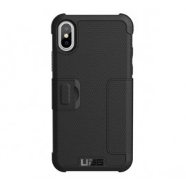 Urban Armor Gear Metropolis case iPhone X zwart