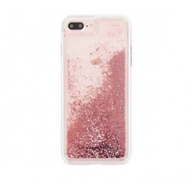Case-Mate Naked Tough Waterfall Case iPhone 6(S)/7/8 Plus rose gold