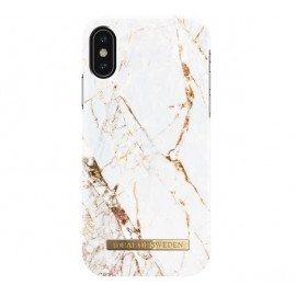 iDeal of Sweden Fashion Back Case iPhone X / XS goud