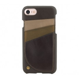 Valenta Back Cover Supreme iPhone 8 / 7 Bruin