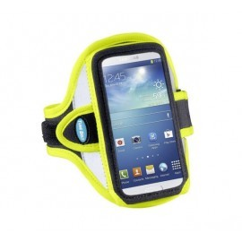 Tune Belt Sport armband AB86RY iPhone 6(S) / 7 / 8 / SE 2020 geel