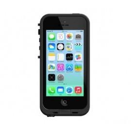 Lifeproof Fre case iPhone 5C zwart/helder