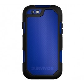 Griffin Survivor Summit case iPhone 7 / 8 blauw