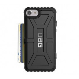Urban Armor Gear Trooper case iPhone 6(S) / 7 / 8 zwart