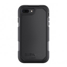Griffin Survivor Summit case iPhone 7 / 8 Plus zwart