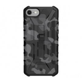 UAG Pathfinder Midnight Hardcase iPhone 6(S) / 7 / 8 / SE 2020 zwart