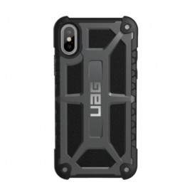 UAG Monarch iPhone X zwart / grijs
